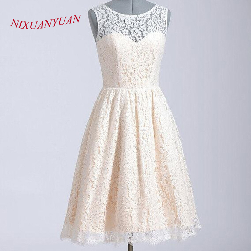 A line elegant lace party homecoming gowns real photo sweetheart mini cocktail dress 2015 custom made