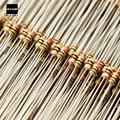 Новый Электрический Блок 2425 ШТ. Металл Резистор 5% 1/8 Вт 0.125 Вт Ассорти Комплект 97 Значения (1 ом ~ 1 М ом)