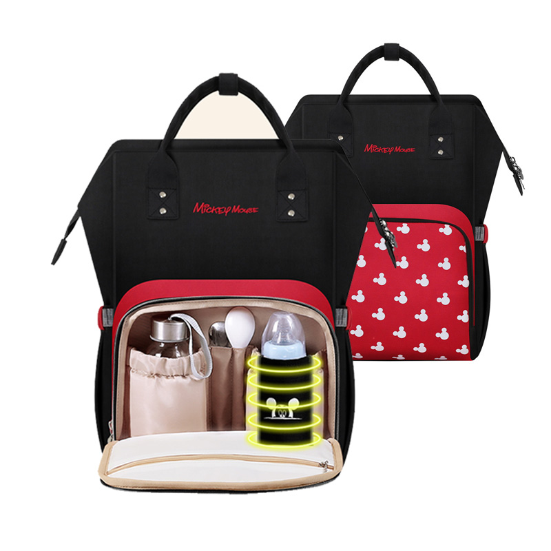 Insulation Bags Waterproof Diaper Bag backpack baby bags for mom Nappy Bag