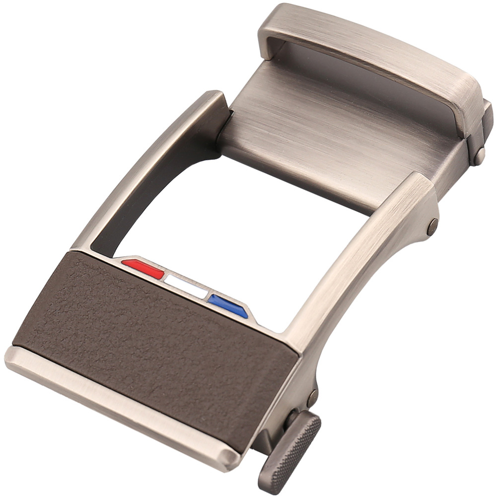 3.5cm Width Mens Belt Buckle Head Fashion Hollow Out Belt Buckle Men Belt Genuine Leather Automatic Belt Buckle CE25-0103