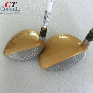 Image 2 - 新ゴルフクラブ本間 S 05 4 スターゴルフフェアウェイウッドグラファイトシャフト r または s フレックスゴルフ木材をヘッドカバー cooyute 送料無料