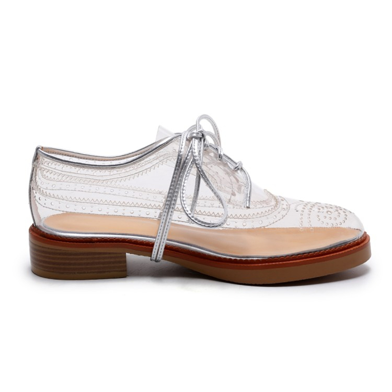 Women's Steinmeier Transparent Oxford Sneakers