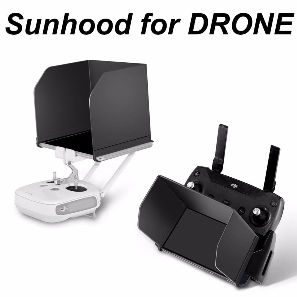 4.7-9.7 Remote Controller Tablet Sun Shade Monitor Hood For DJI Mavic Pro Air Mavic 2 Zoom Spark Phantom 3 4 Pro Drone for Phone