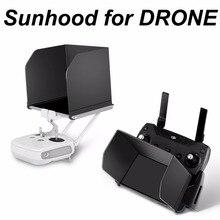 מרחוק בקר טלפון שמשיה Tablet שמש צל הוד צג DJI Mavic פרו אוויר Mavic 2 זום ניצוץ פנטום 3 4 Drone