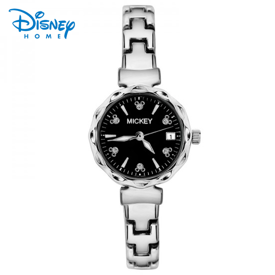 100% Genuine Disney watch Women Brand Luxury Quartz Watch mens Fashion Relojes Mujer Ladies Wrist Watch Business Relogio 82602