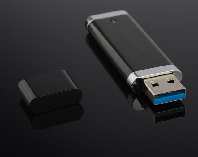 Frete grátis Retângulo de plástico de alta velocidade de Armazenamento Externo usb flash drive vara pendrive de 128 gb usb 3.0