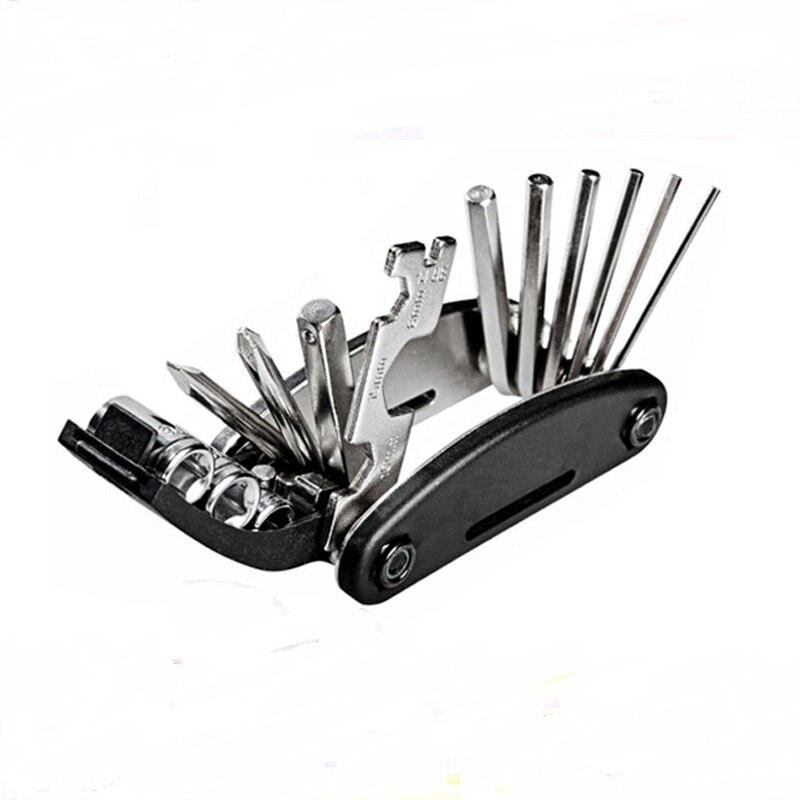 16 In 1 Multi-funktion Entfernung Hex Werkzeug Zubehör Für Xiaomi Mijia M365 M365pro Roller Skateboard Hohe Qualität Teil