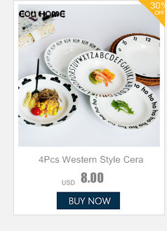 Casual simples utensílios de mesa tigelas sopa