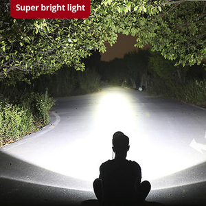 Image 5 - Süper parlak LED far kırmızı ve mavi uyarı ışıkları 21 lamba yuvası su geçirmez LED far balıkçılık avcılık için