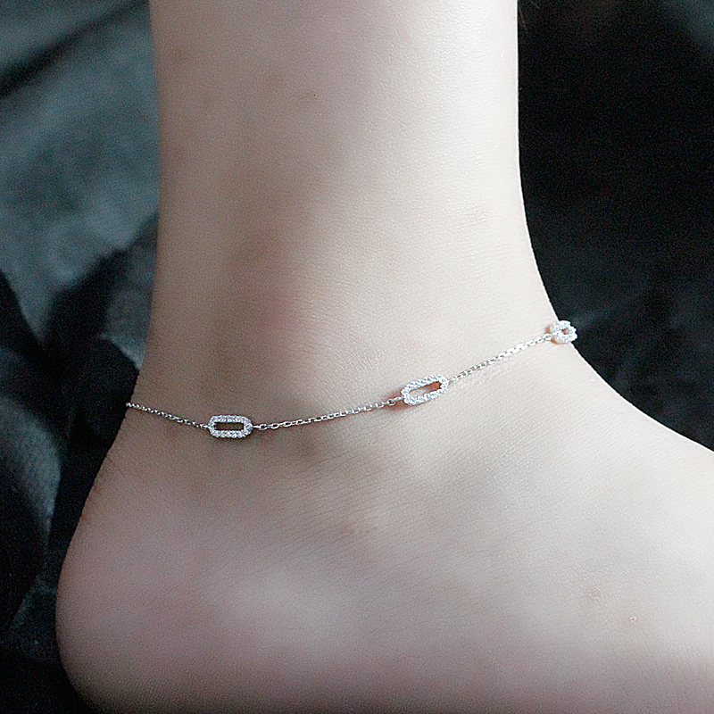 Agate Anklets Gemstone Anklets Friendship Anklets Gift Anklets Men Women Orders Are Welcome. Anklets