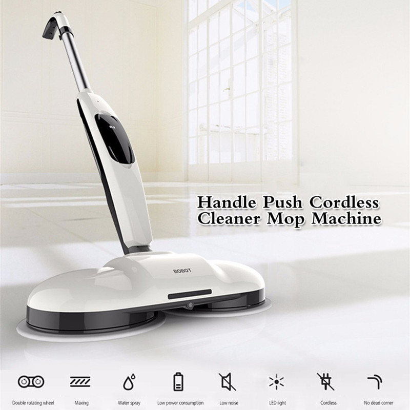 Bobot Mop360 Cordless Electric Robot Floor Mops For Home