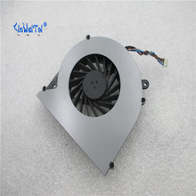 CPU Cooling Fan For Toshiba C850 T03B T05B TOSHIBA L850 L850D C855 C855D laptop KSB0505HB BK48 4pin V000270070 6033B0028701