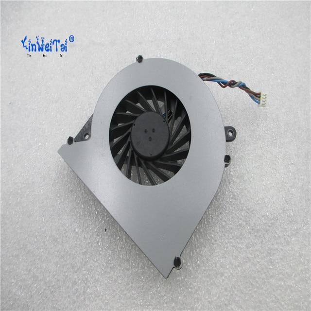 CPU Cooling Fan For Toshiba C850 T03B T05B TOSHIBA L850 L850D C855 C855D laptop KSB0505HB BK48 4pin V000270070 6033B0028701