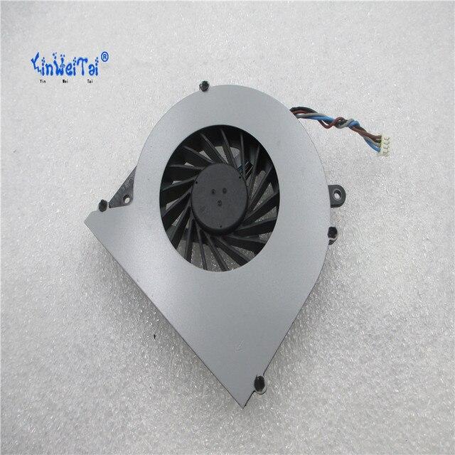 CPU Koelventilator Voor Toshiba C850 T03B T05B TOSHIBA L850 L850D C855 C855D laptop KSB0505HB BK48 4pin V000270070 6033B0028701
