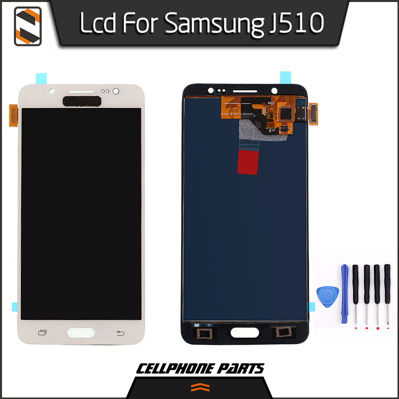 ФОТО LCD for Samsung Galaxy J5 2016 J510 J5108 J510F J510FN J510G J510M J510Y Display Touch Screen Digitizer Assembly Repair+Tools