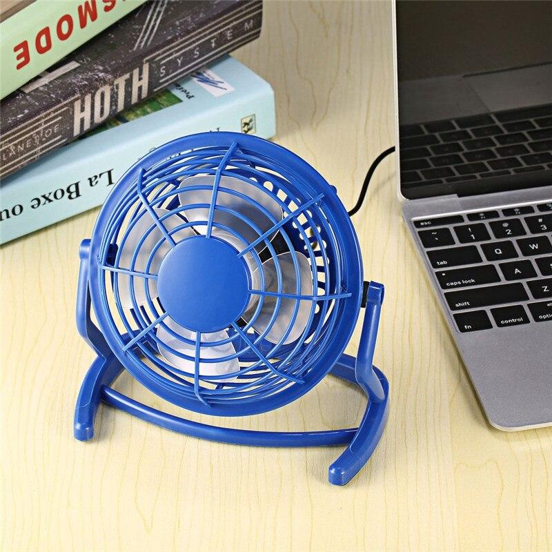 USB 4 лопасти охладители для ПК/ноутбука/Тетрадь мини Размеры USB Вентилятор Cooler охлаждения бюро Звука ноутбук кулер вентилятор охлаждения 4 цв...