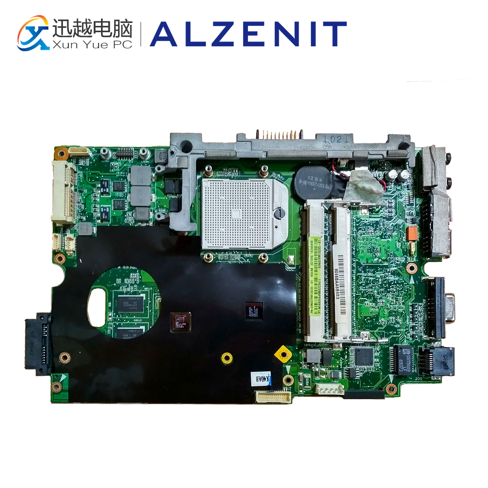 ALZENIT For Asus K40AB Latop Motherboard REV 1.3G Mainboard 100% Fully Test цена