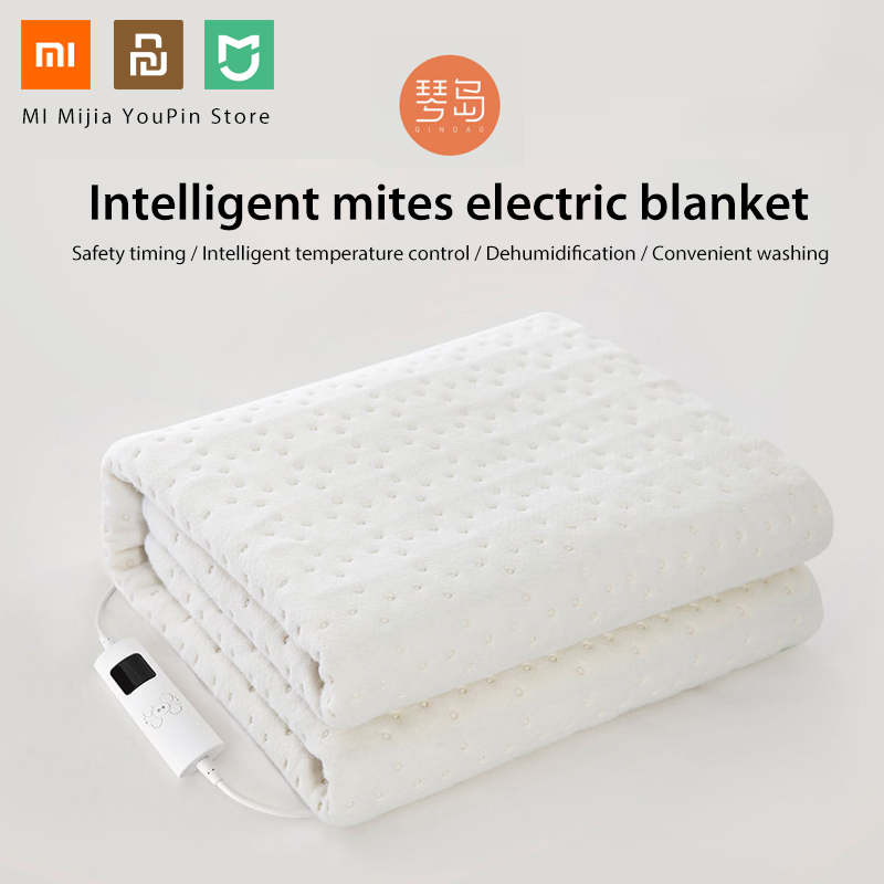 Xiaomi youpin smart removing mites Electric blanket safety timing Intelligent temperature control Convenient washing for winter-in Smart Remote Control from Consumer Electronics on Aliexpresscom  Alibaba Group
