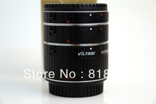 shipping +tracking number Viltrox Autofocus AF Macro DG Extension Tube 10mm 16mm Set For Micro M4/3 Camera
