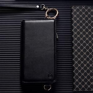 Image 4 - Musubo модная кожаная чехол для iPhone 7 Plus для девочек, роскошная сумка для телефона, чехол для iphone 8 плюс 6 6s плюс, Женский кошелек, Coque