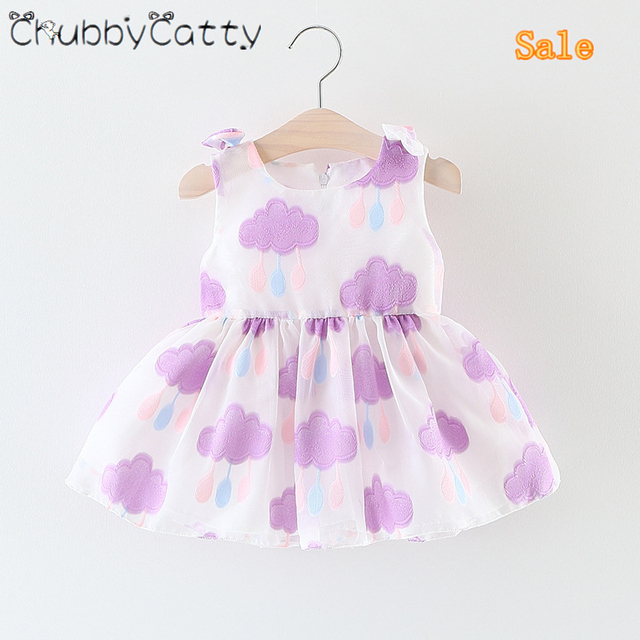 Chubbycatty Clearance Baby Girl Dress 1st 2nd Birthday Gift Party