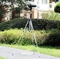 Viagem Digital portátil Pro DSLR SLR câmera tripé para Canon Nikon D60 D70 D80 D3000 D3100 D3200 D5000 D5100 D5200 D600