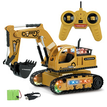RC Excavator Toys Or Dump Truck Engineering Car Toy Speed Ch