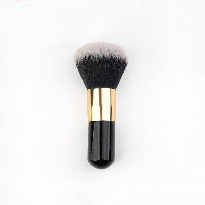 Макияж инструмент пухлые Pier Фонд кисть BB крем составляют щетки Loose Powder Blush Brusher без каблука комплект Pincel Maquiagem для лицо