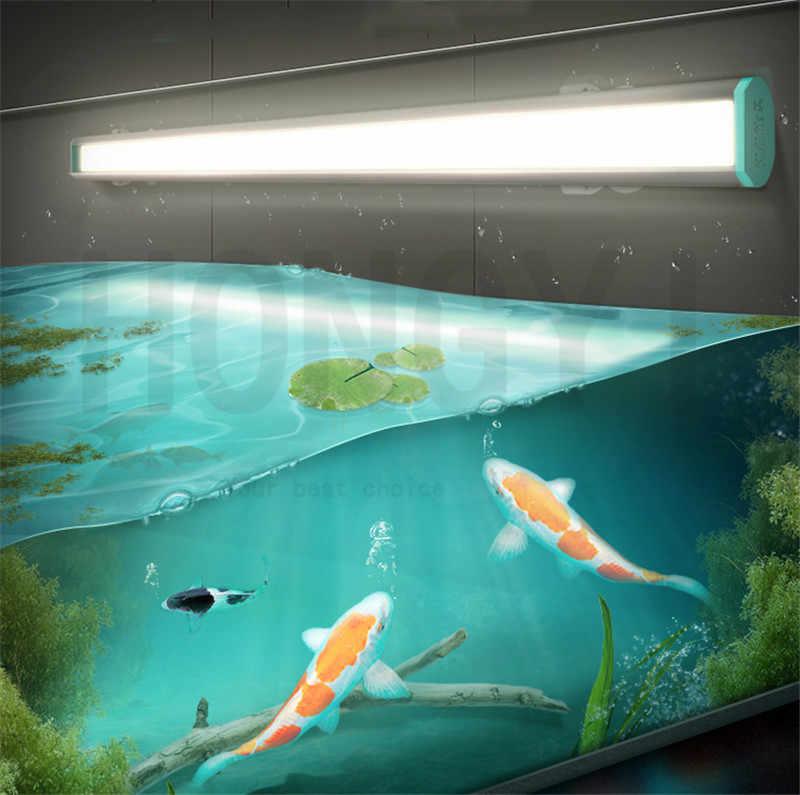 Jiyin Aquarium Lamp Lights Led Lighting Aquarium Plant Lamp Fish Tank Lamp Waterproof Lights Diving Lights 220v 50 60hz