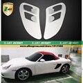 Горячие продажи Z-ART стекловолокна air in take крышка для Porsche Boxster 986 997 turbo боковые вентиляционные отверстия стекловолокно Кузова комплект