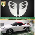 Hot sale Z-ART fiber glass air in take cover for Porsche Boxster 986 to 997 turbo side vents fiber glass Car Body Kit