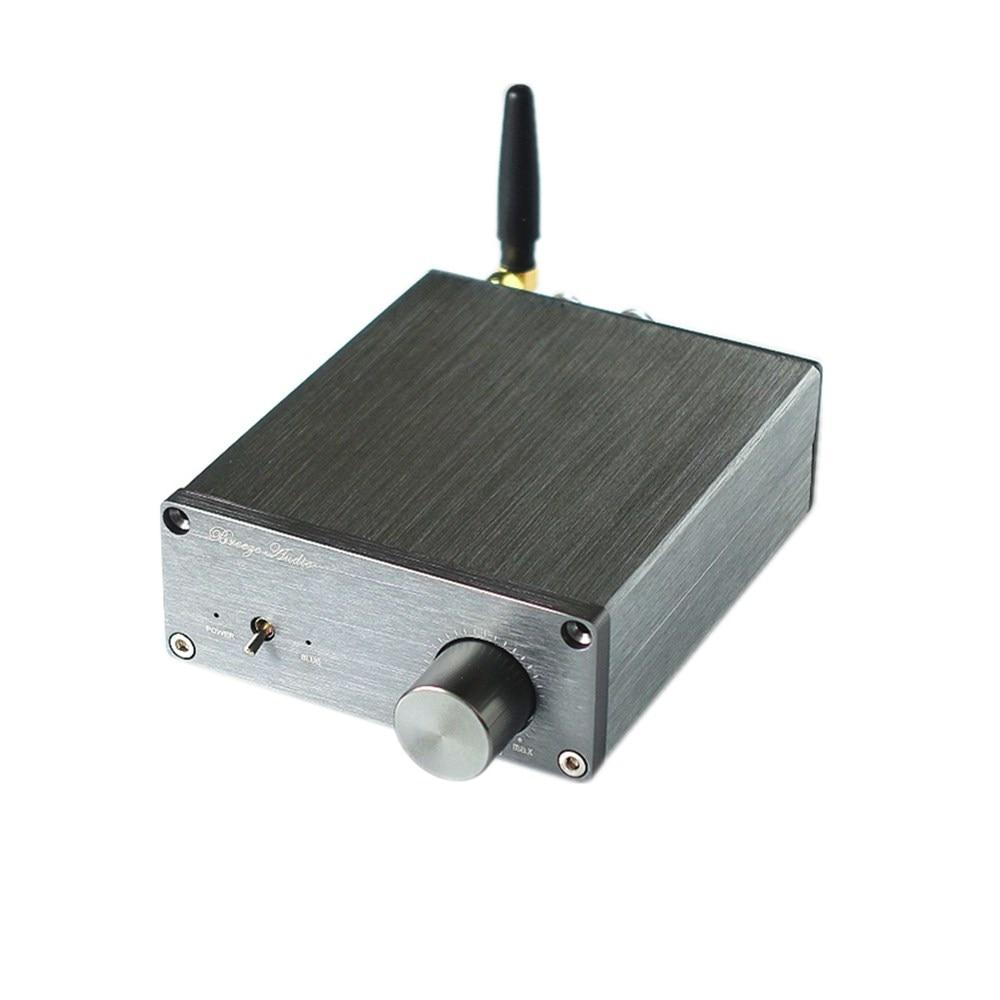 Mini portable high power BL10B bluetooth 4.0 audio amplifier 2 channels TPA3116 digital amplifier