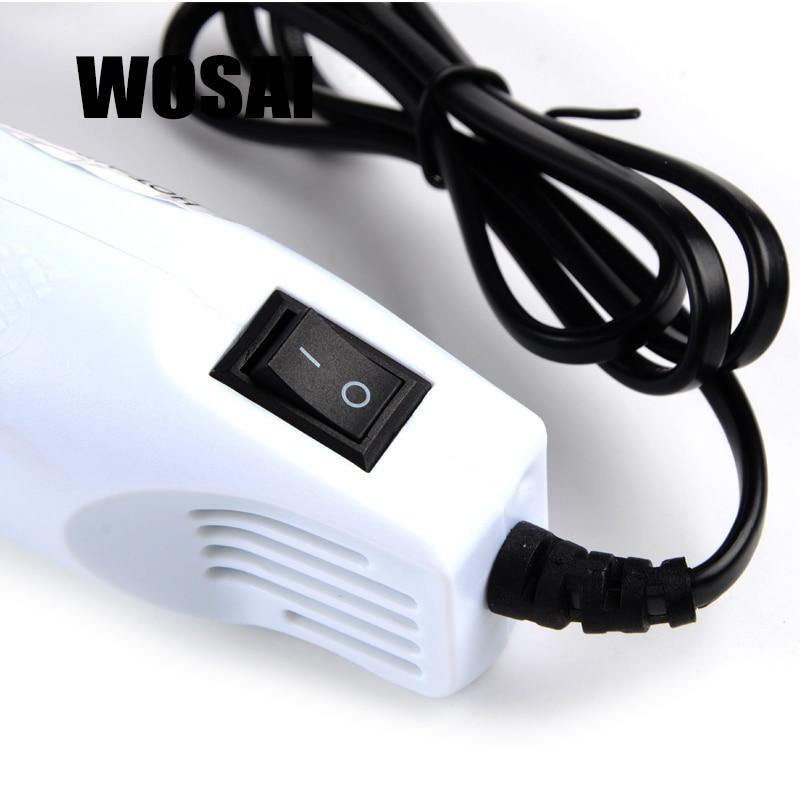WOSAI 220V 300W kutilská horkovzdušná pistole kutilství pomocí - Elektrické nářadí - Fotografie 6