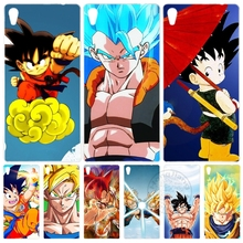Dragon Ball Z Cover Case for Sony Xperia