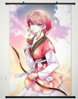 Anime Akatsuki no Yona Home Decor Japanese Poster Wall Scroll New 001
