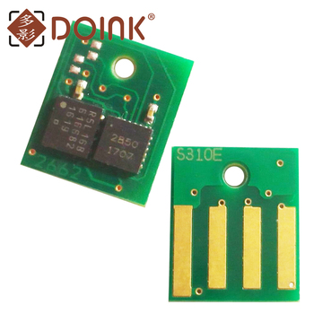 4pcs Compatible chip 50F1H00 (501H) ms310 chip for Lexmark MS310 MS410 MS510 MS610  ms410 chip (North America)