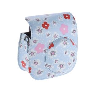 Image 4 - Andoer PU Protective Camera Case Bag Pouch Protector for Fujifilm Instax Mini 8 8+ 8s 9 Mini 9 Instax Camera Bag 2018 New