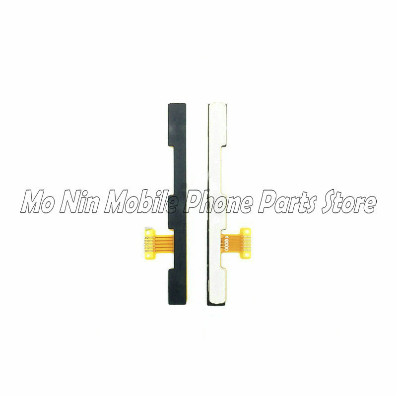 New Power On/off & Volume Up/down Buttons Flex Cable Replacement For Lenovo A6000 K3 K30-T K30-W Phone