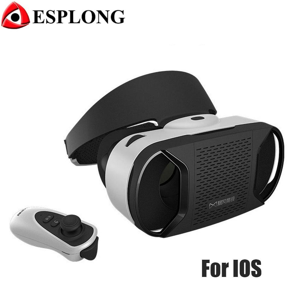 New Arrival Baofeng Mojing 4 IV Virtual Reality 3D font b VR b font Glasses Helmet