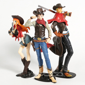 One Piece Roronoa Zoro / Nami / Monkey D Luffy Treasure Cruise World Journey PVC Collectible Figure Onepiece Model Toy(China)