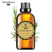 Dimollaure Rosemary Essential Oil 30ml Refresh Air Fragrance Lamp Humidifier Spice Aromatherapy Skin Care Body Massage