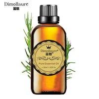 Dimollaure эфирное масло розмарина 30 мл освежающий аромат воздуха лампа увлажнитель специи ароматерапия уход за кожей массажное масло для тела
