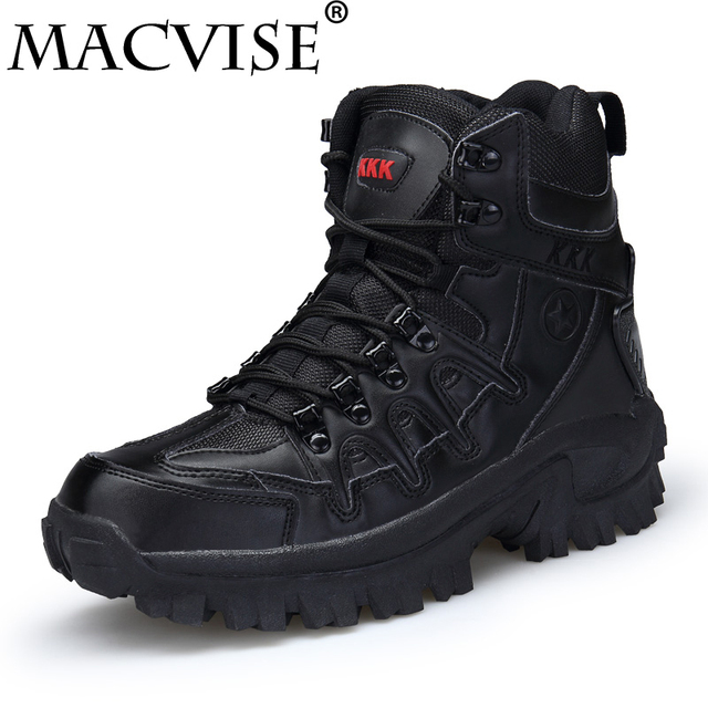 f2c32e975a1 2018 Outdoor Hiking shoes tactical boots for man clorts camping 511  tactical rock climbing shoes trekking boots for hunting spor-in Hiking  Shoes from ...