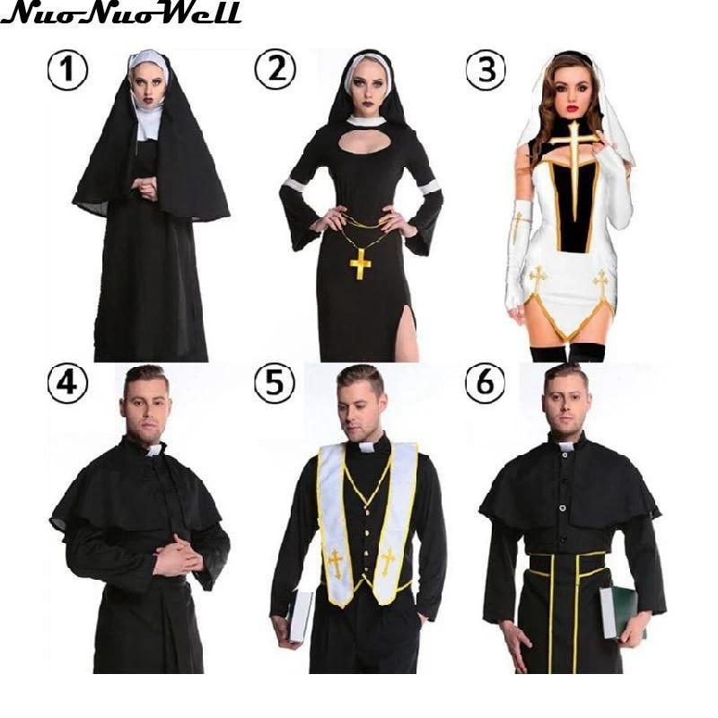 Sexy Female Priest