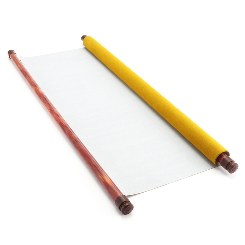Blank Chinese Calligraphy Write Paint Water Rewriting Magic Cloth Paper Repeat Use Magic Water Write Cloth DIY Craft 140cm*43cm