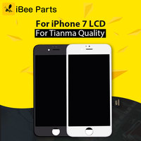 Grade AAA High Screen For IPhone LCD Display Screen Replacement Lens Pantalla With Touch Digitizer Free