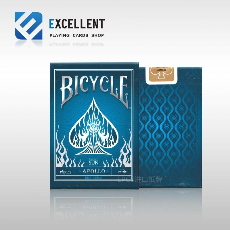 Hot Sale Högkvalitativa Apollo-spelkort Apollo-cykel Magic Deck-kort Brädspel Pokerspel Magia rekvisita