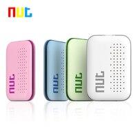 Nut-Localizador de llaves inteligente Mini Itag, rastreador de Antipérdida Original con Bluetooth, recordatorio, rastreador de teléfono inteligente con billetera para mascotas