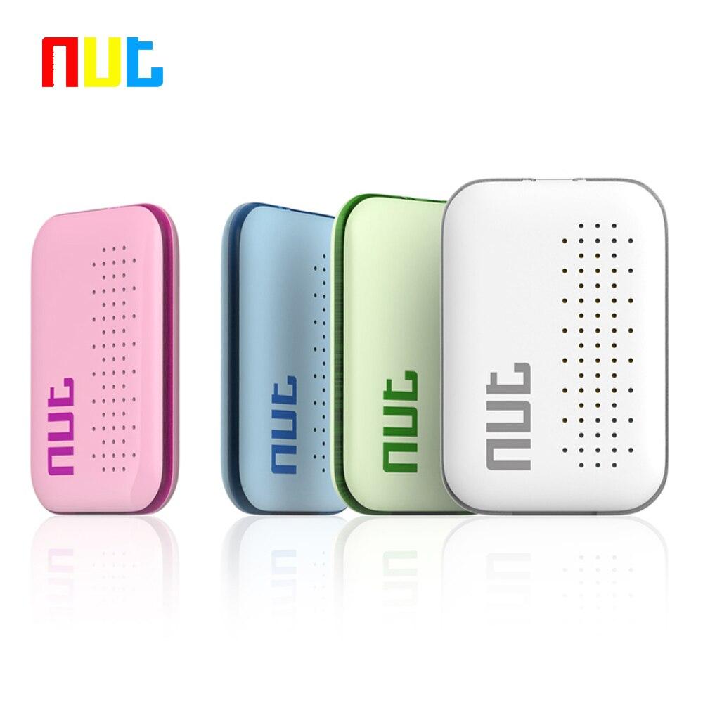 Original porca mini inteligente localizador chave mini itag bluetooth rastreador anti perdido lembrete localizador de telefone carteira pet para telefone inteligente