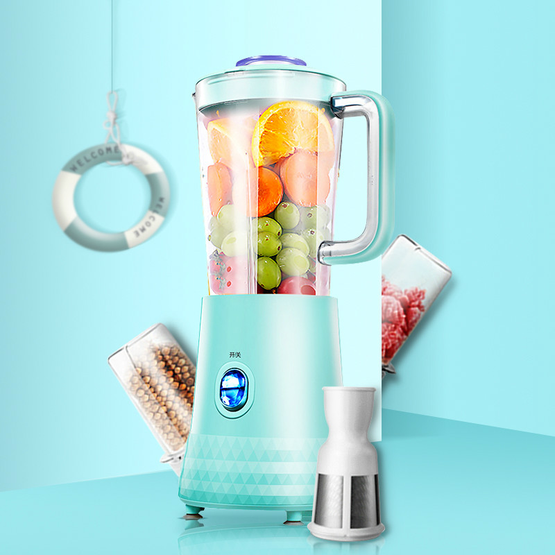 Juicers Juicer household automatic fruit and vegetable multi-function small juice machine.NEW